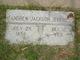 Profile photo:   Andrew Jackson <I> </I> Jeffries,
