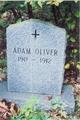 Adam Oliver