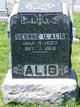 George U. Alig