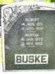 Profile photo:  Albert Buske