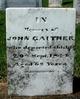 "John ""VII"" Gaither"