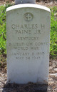 Profile photo:  Charles H. Paine, Jr