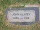 John Henry Latey