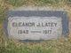 Eleanor Jane <I>Thompson</I> Latey