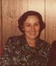 Profile photo:  May McAtee <I>MacNeal</I> Fisher