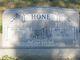 Annie Marie <I>Stone</I> Hone