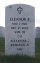 Profile photo:  Eleanor B Kilpatrick