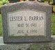 Lester L. Farran