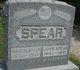 Mary M <I>Blackman</I> Spear