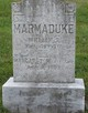 William R Marmaduke