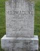 Margaret M <I>Slick</I> Marmaduke
