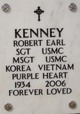 Profile photo: Sgt Robert Earl Kenney