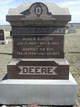 """Harriet """"Hattie"""" <I>Thomas</I> Deere"""