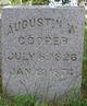 Profile photo:  Augustin W. Cooper
