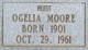 Ogelia Moore