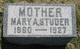 Mary A. Studer
