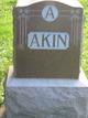 Anna Pauline <I>Bender</I> Akin
