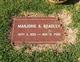 Marjorie Anne Bradley
