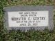 Webster C. Gentry