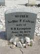 Nellie Frances <I>Colvin</I> Kempton