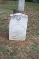 Pvt Washington Bates