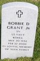 Bobbie D Grant, Jr