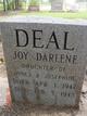 Joy Darlene Deal