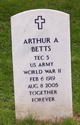 Arthur Albertis Betts
