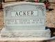 Eleanor N <I>Spittel</I> Acker
