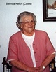 Profile photo:  Belinda A. <I>Cates</I> Kelch