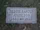 "Profile photo:  Marion Bessie ""Bess"" <I>Barton</I> Atcheson"