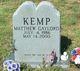 Matthew Gaylord Kemp