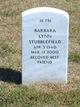 Barbara Lynn Stubblefield