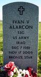 SSGT Ivan Vargas Alarcon
