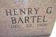 Henry G. Bartel
