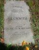Profile photo:  Elizabeth <I>Williams</I> Beckwith