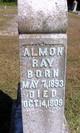 """John Almon """"Almon"""" Ray, Jr"""