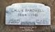 Profile photo:  Callie Mae <I>Shields</I> Bardwell