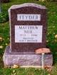 Matthew Neil Feyder