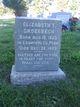 Elizabeth <I>Thompson</I> Groesbeck