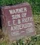 Warner Anderson