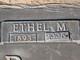 Profile photo:  Ethel Margaret <I>Arnold</I> Barker