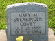 Mary <I>Miller</I> Covey