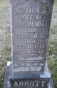 Martha A. <I>Coalter</I> Arnott