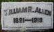 William R Allen