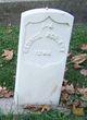 Pvt George Boblett