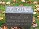 Sarah L Stoddard