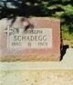 Joseph Schadegg