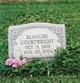 Profile photo:  Blanche Courtwright
