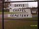 Davis Chapel Cemetery